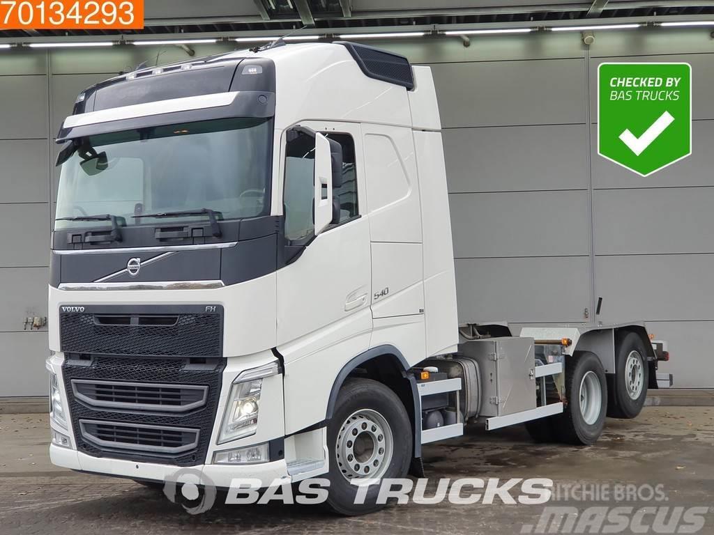 Volvo FH 540 6X2 VEB+ Lift/Steering Axle Hydraulik Xenon