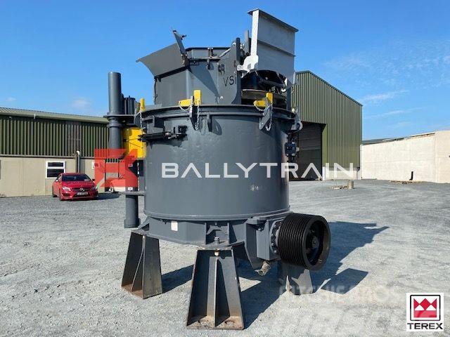 Terex Canica 2050LS Pinion VSI Crusher