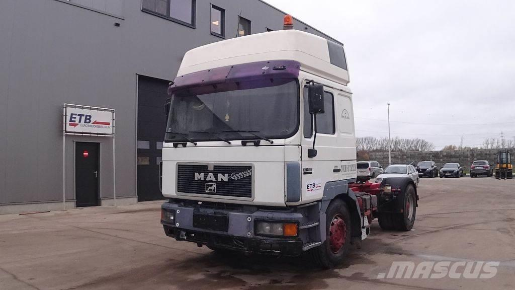 MAN 19.403 (BIG AXLE / 6 CYLINDER ENGINE WITH ZF-GEARB