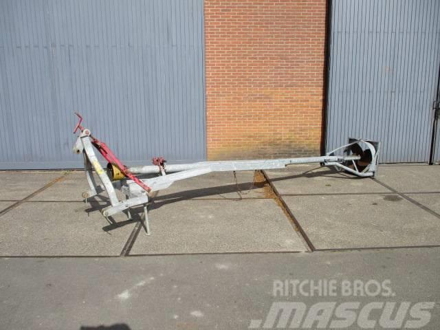 Reck TRE-S500 Mestmixer