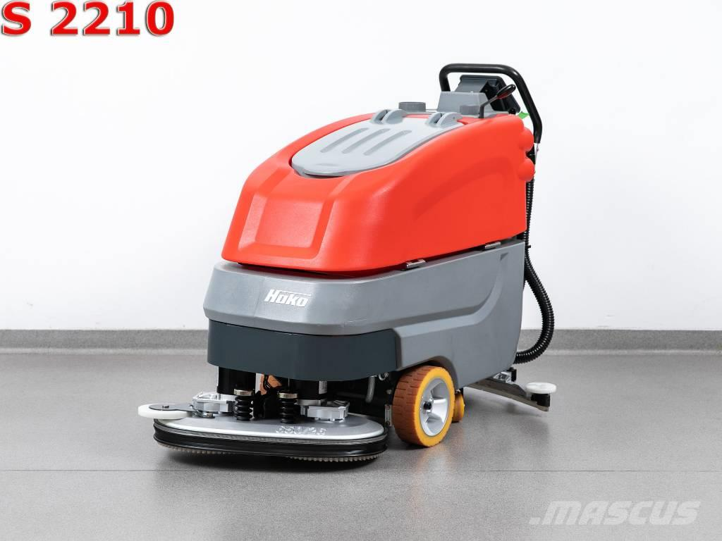 [Other] SCRUBBER DRYER HAKO B 70 CL