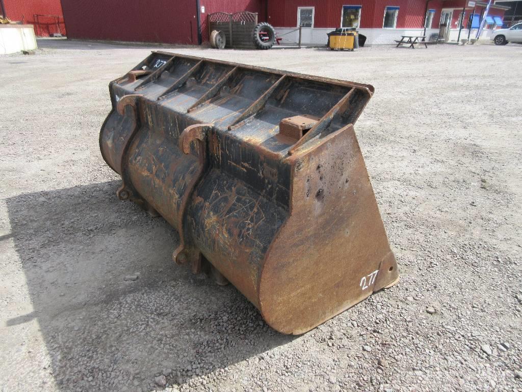 Volvo Grusskopa/Gravel bucket