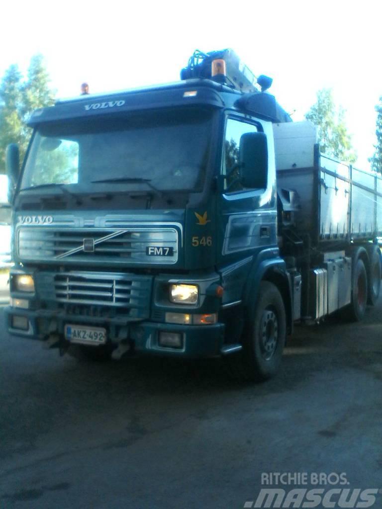 Volvo FM7-6X2