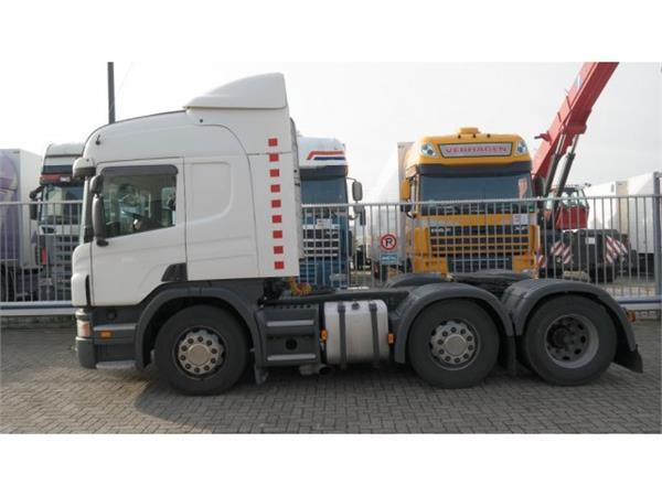 Scania P 360 6X2 HIGHLINE