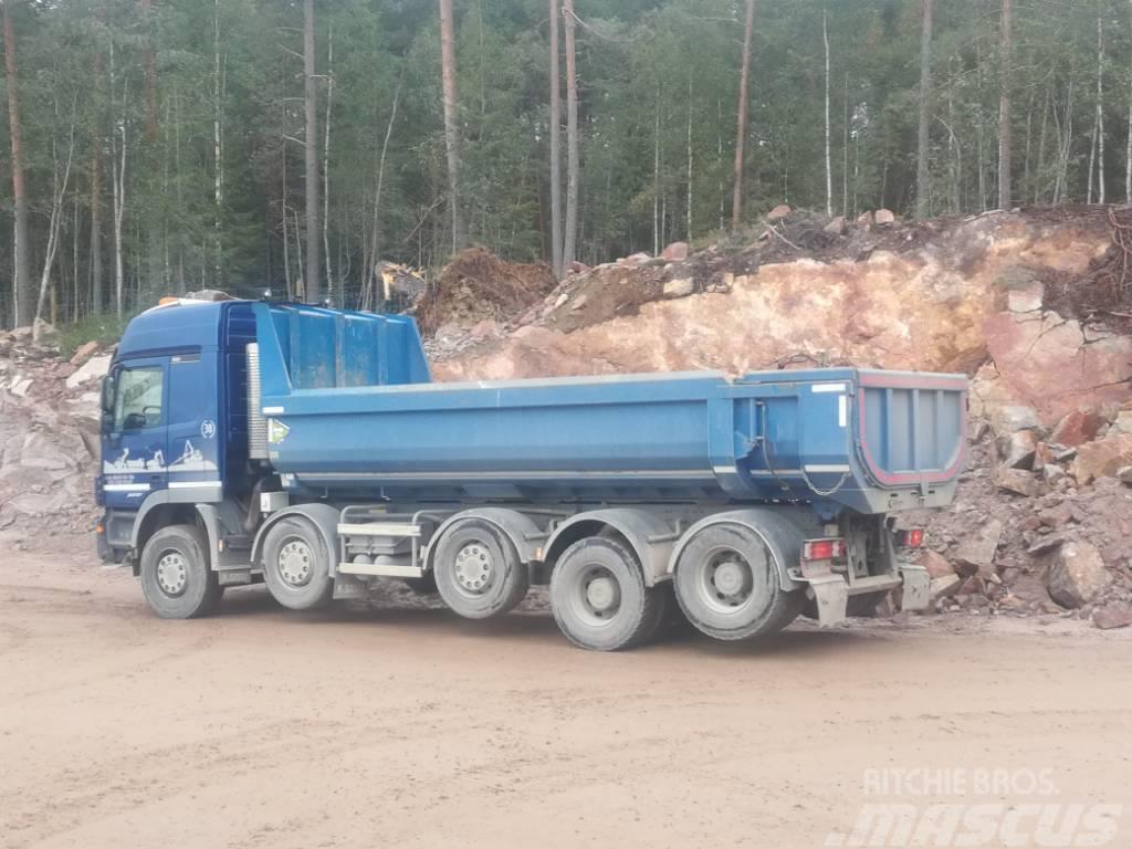 Sisu DK16M 10x4