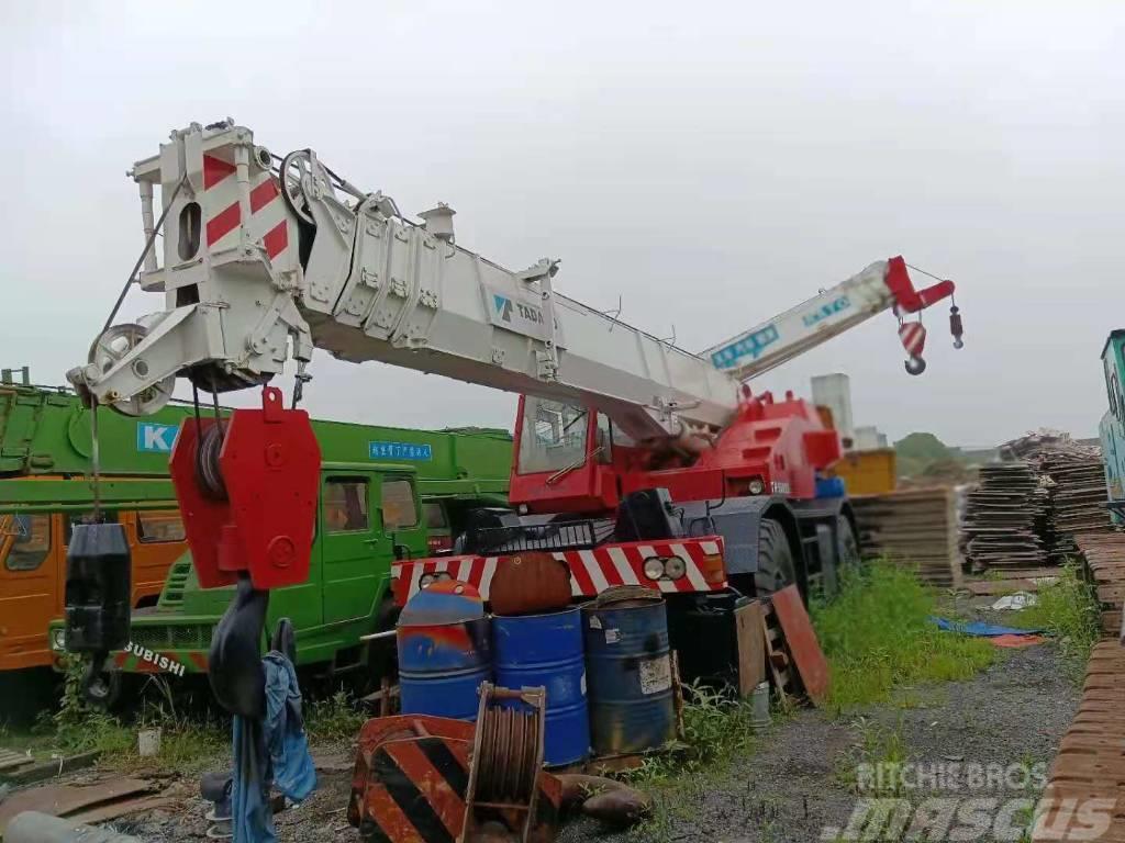 Tadano 50 ton crane
