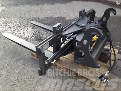 [Other] Arccon Vridbart gaffelställ 3 ton SGS 2x30