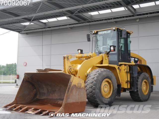 Caterpillar 938H 4X4 Nice and clean German machine