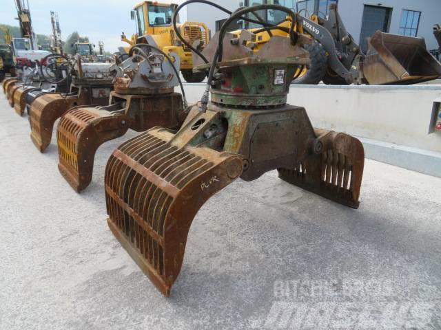 Rotar RSG700 CW40 sorteergrijper