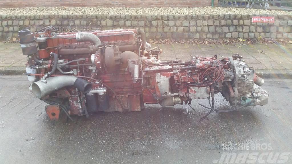Iveco Bus motor