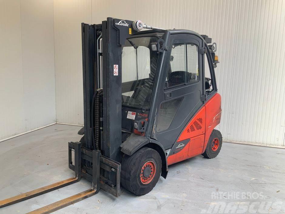 Linde H25/600 T 393 Serie