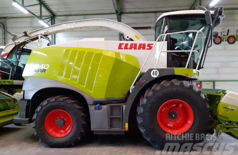 CLAAS JAGUAR 940 T4f