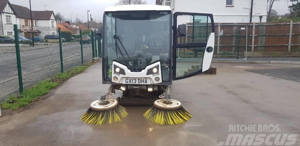 Johnson roadsweeper
