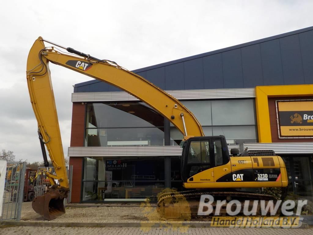 Caterpillar 323 D Long Reach