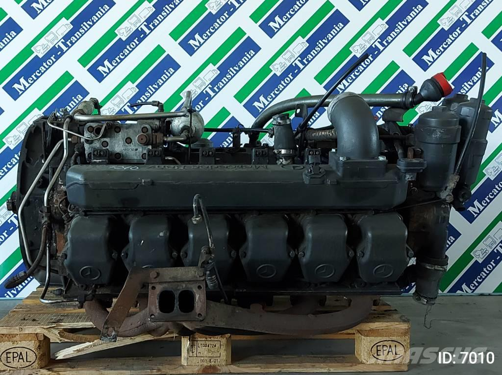 Mercedes-Benz Motor OM 447, Euro 3, 265 KW, 265 KW, 2004