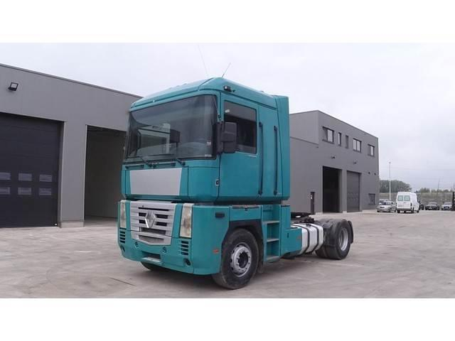 Renault AE 440 Magnum (MANUAL GEARBOX / BOITE MANUELLE)