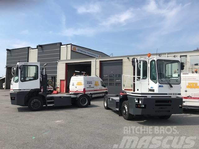 MOL Terminaltraktor HYR/KÖP/LEASA YM225 4X2 AC