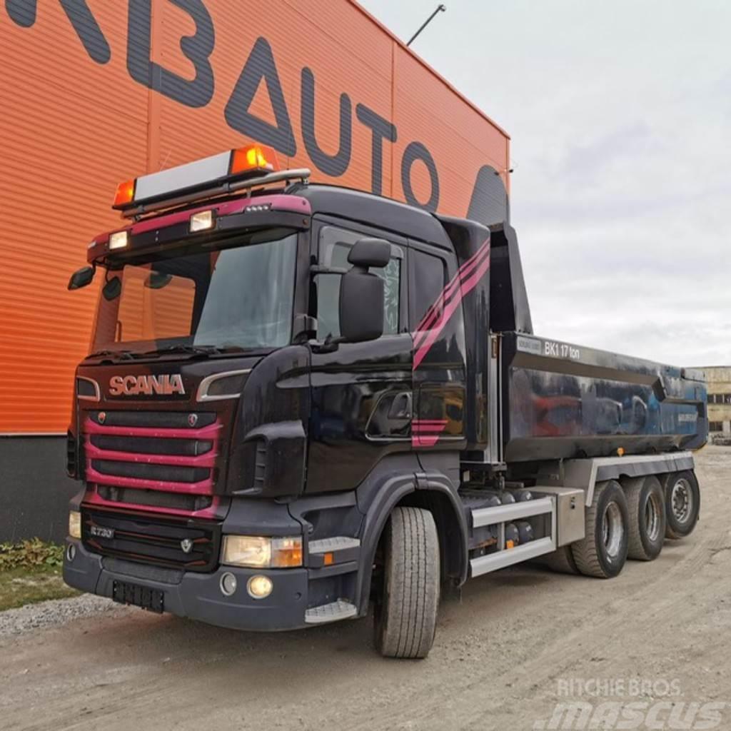 Scania R 730 8x4*4