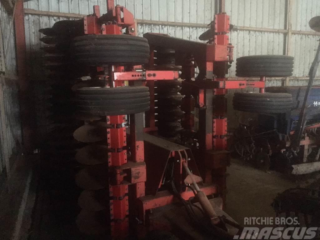 He-Va Disc roller