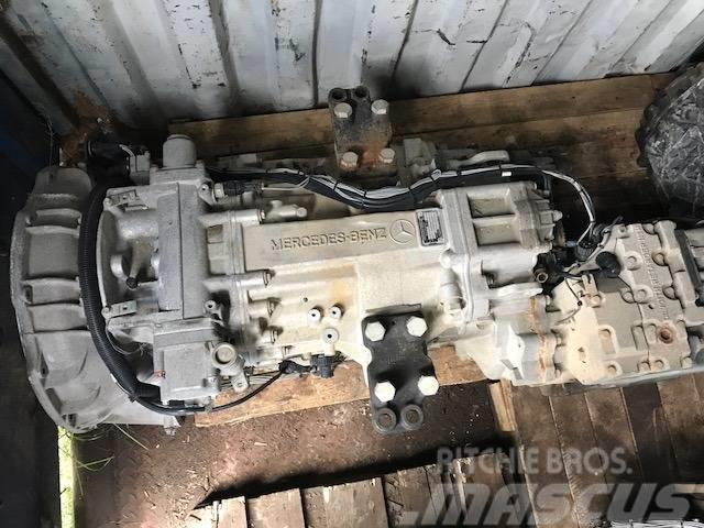Mercedes-Benz Actros G210-16 gearbox