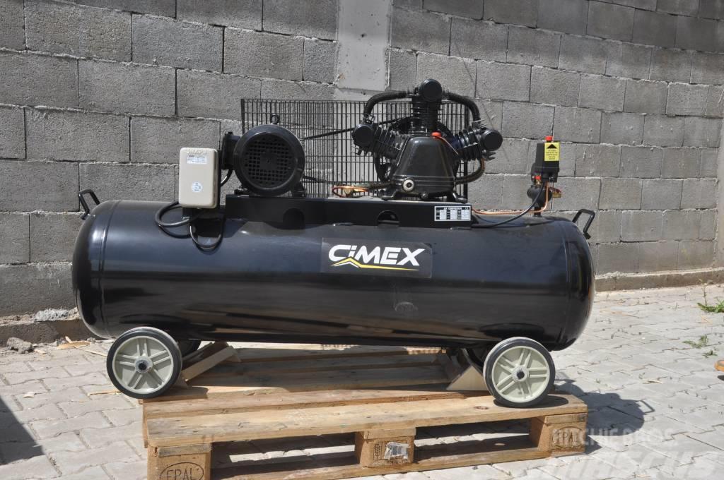 [Other] Air Compressor 8 Bar CIMEX OMP200