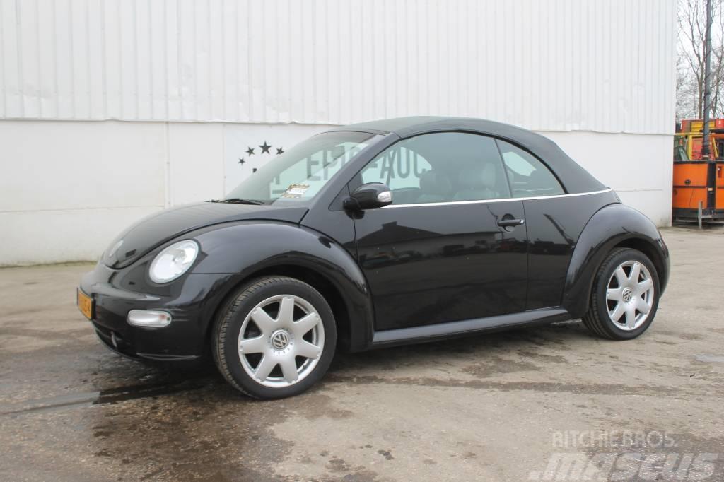 Koop Tweedehandse Volkswagen New Beetle Cabriolet Auto Auto S Op De