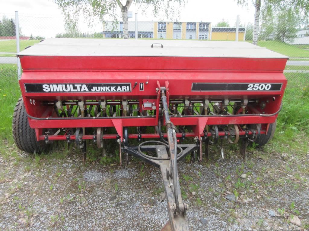 Junkkari Simulta KH 2500