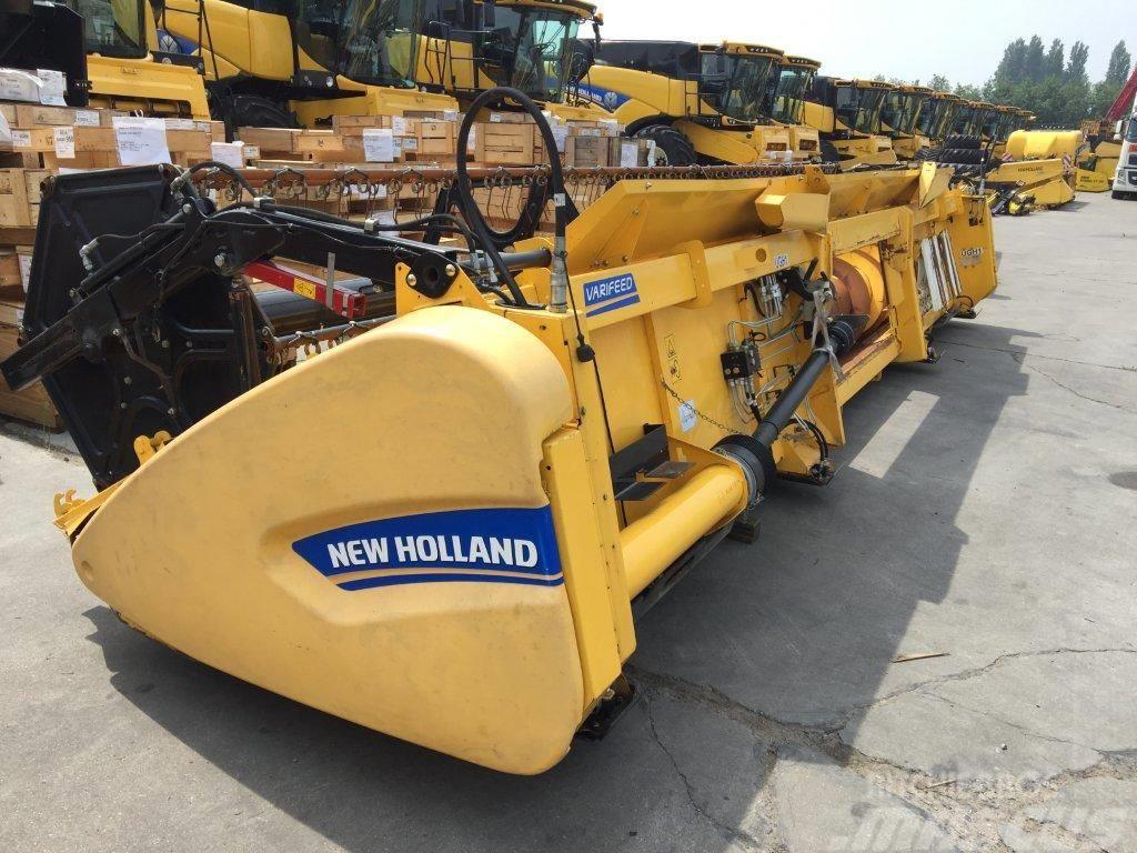 New Holland Coupe Varifeed
