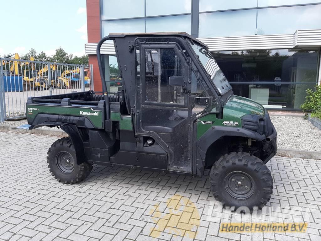 Kawasaki Mule Pro DX EPS