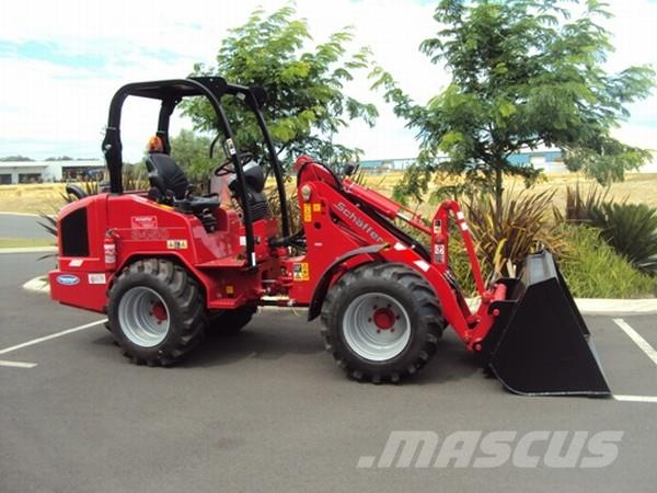 Schäffer Articulated Loader 3450