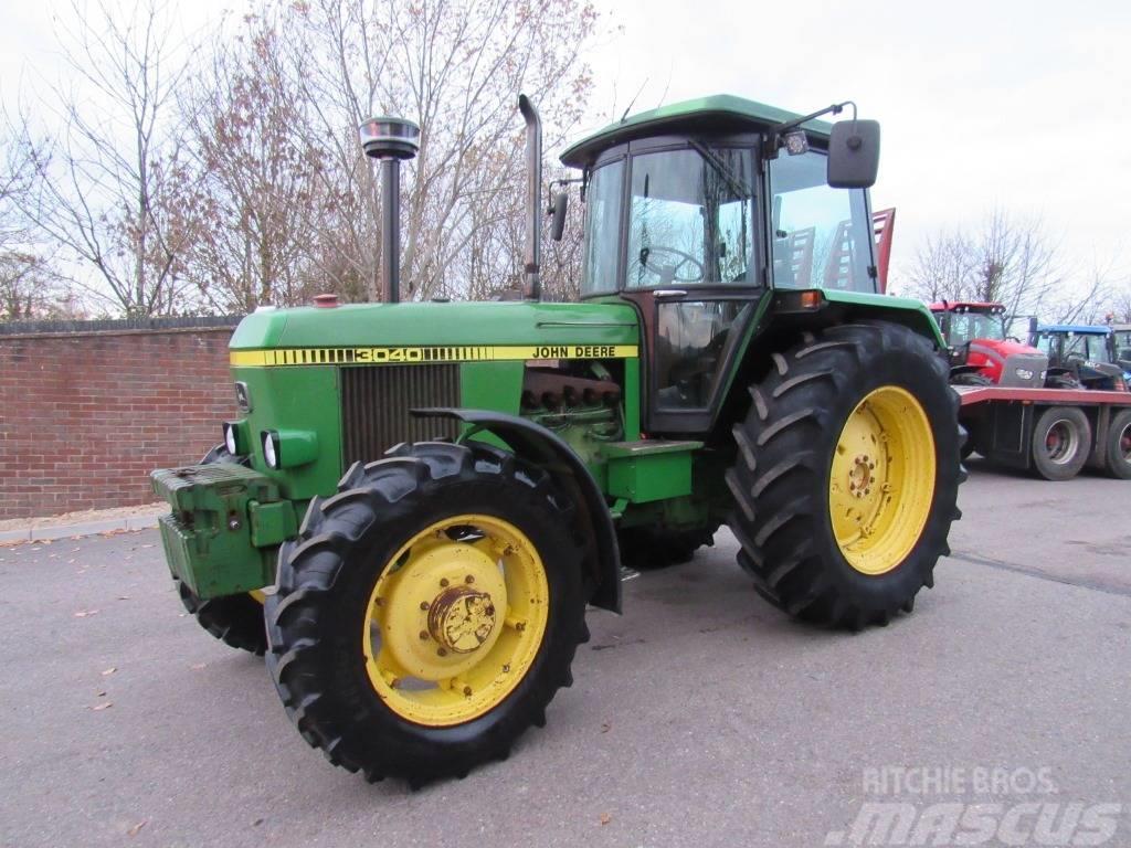 used john deere 3040 tractors year 1982 price us 12 561 for sale