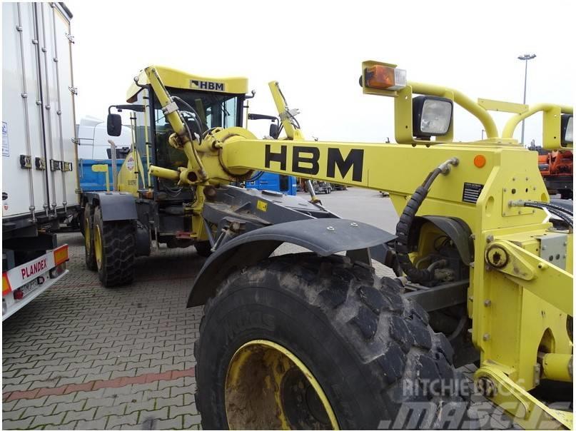 HBM NOBAS BG190TA-5 /  6x6 / 19t