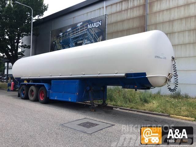 Gofa LPG GPL propane butane gas gaz 50.000 L