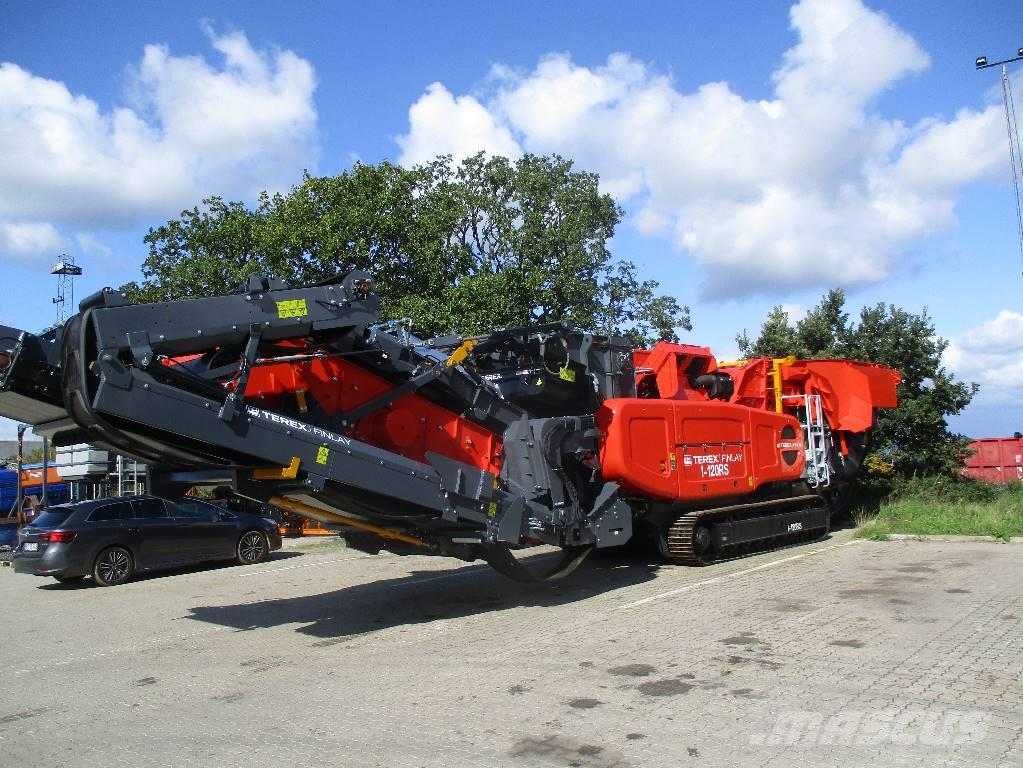 Terex Finlay I-120RS