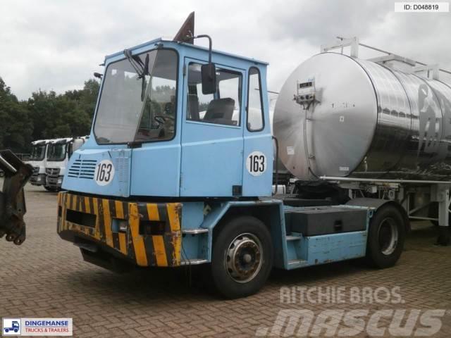 Kalmar Tugmaster - Terminal tractor TTX182