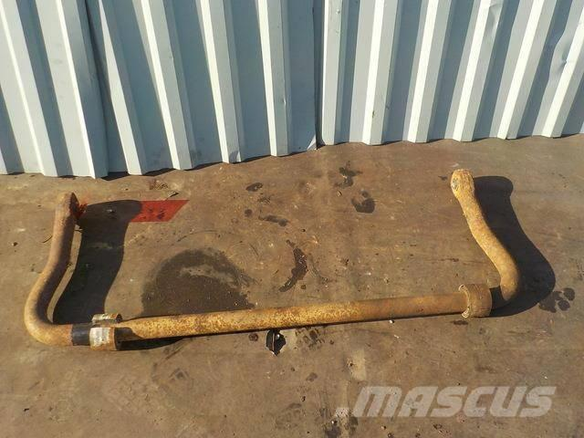 MAN TGA Anti-roll bar front 81437156074 81437150072