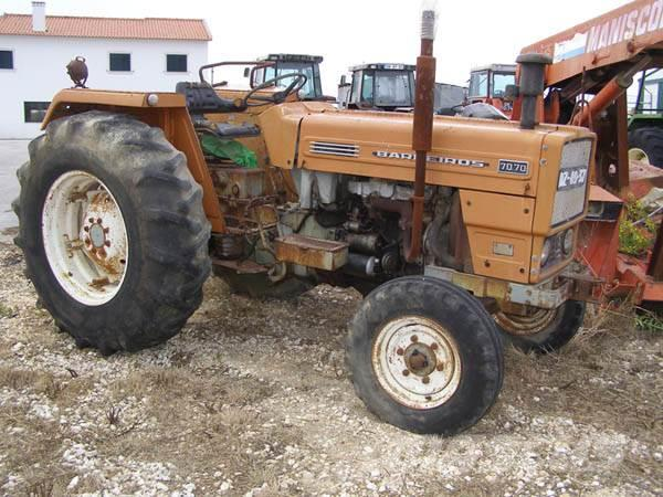 [Other] Tractor Barreiros 70.70