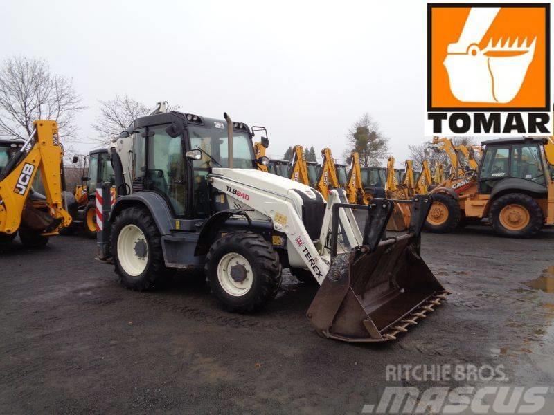 Terex TLB 840 PS | 3CX 4 CX CAT 428 VOLVO BL71