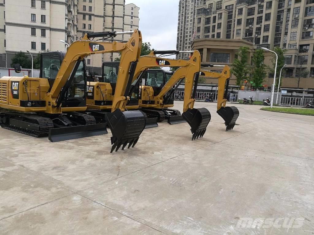 Caterpillar 306E2 Mini Excavator **Year 2017**