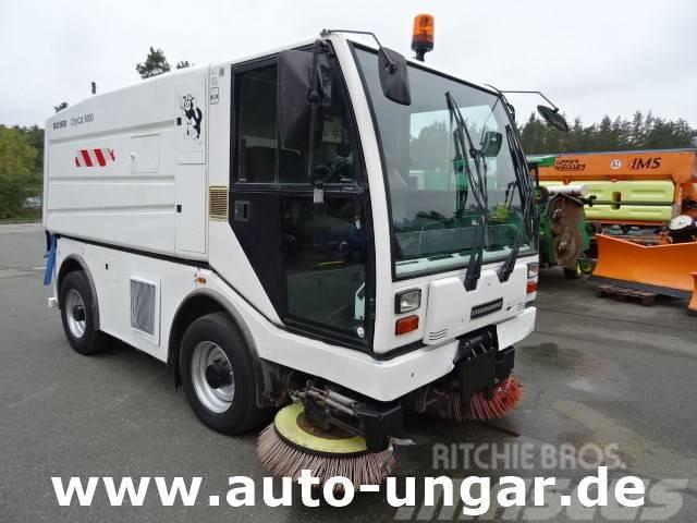Bucher CityCat CC 5000 Straßenkehrer Kehrmaschine