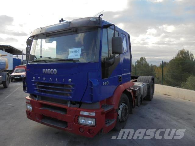 Iveco Stralis AT 440 S43 T/FP