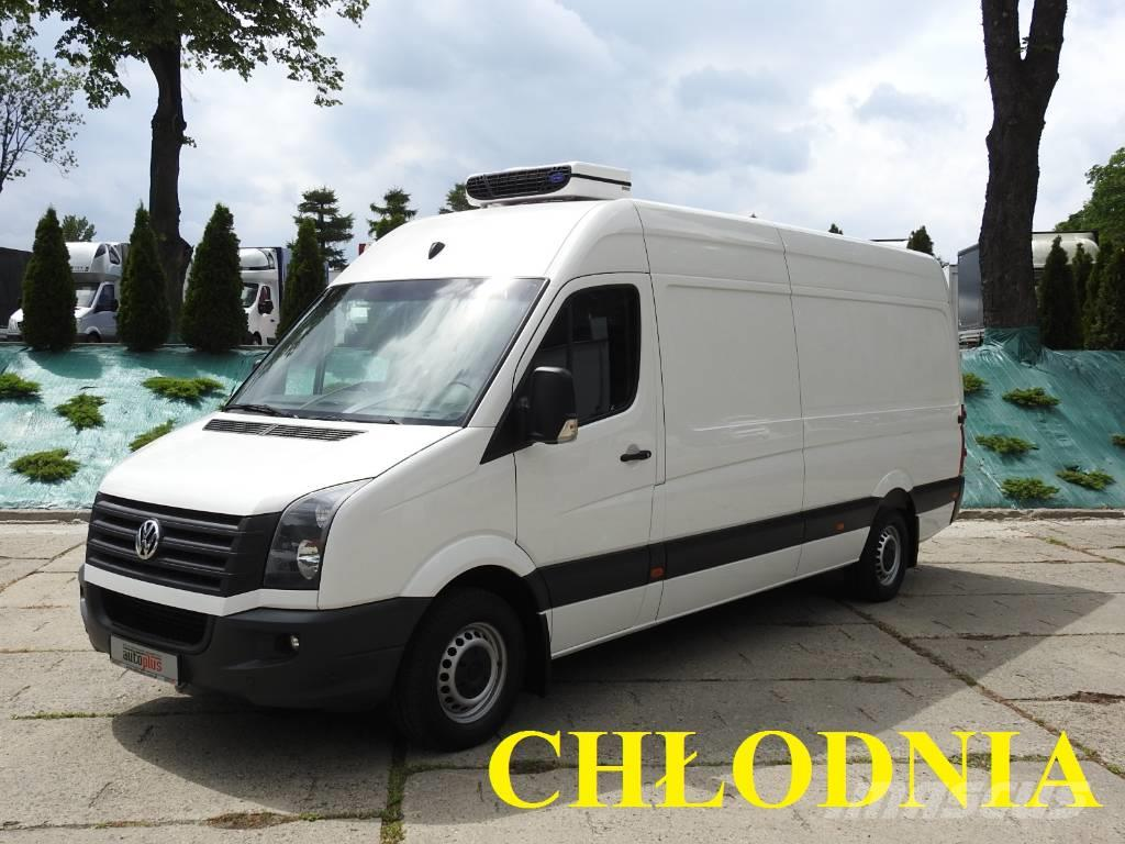 volkswagen crafter furgon ch odnia 1 c preis baujahr 2011 k hltransporter. Black Bedroom Furniture Sets. Home Design Ideas