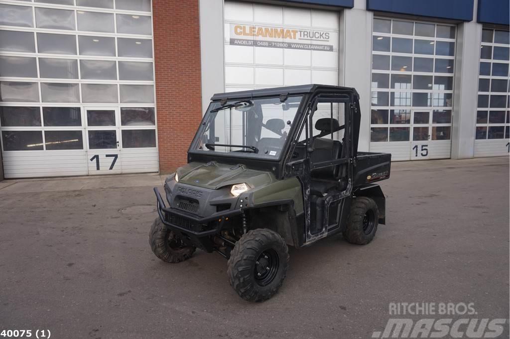 Polaris Ranger 4x4 Tipper Diesel