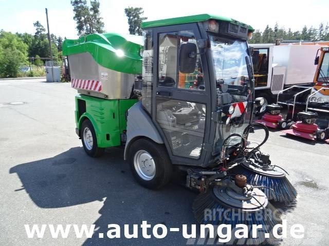 Hako Citymaster CM 1250 Kehrmaschine 4x4 Intern 0354