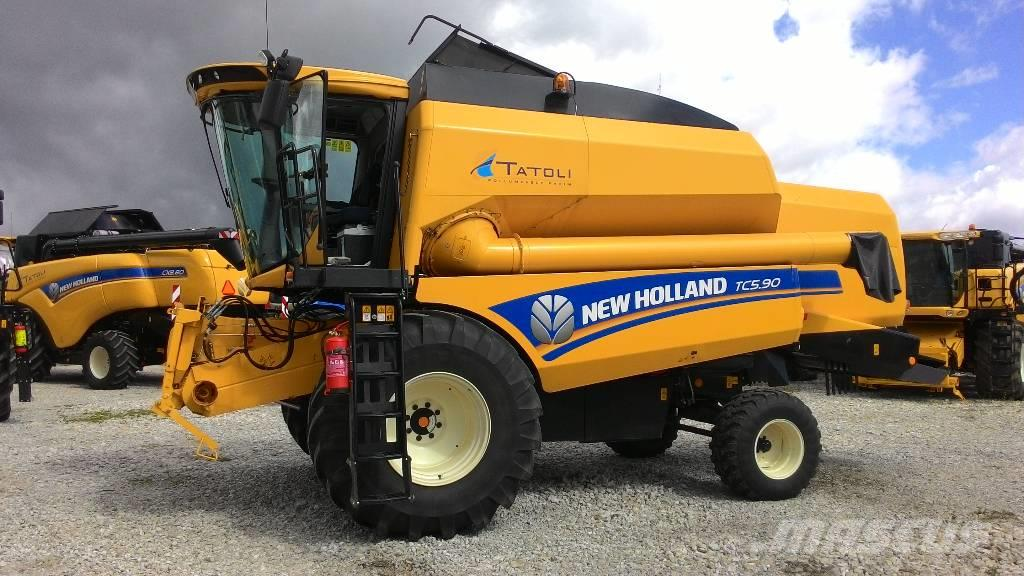 New Holland TC 5.90 RS