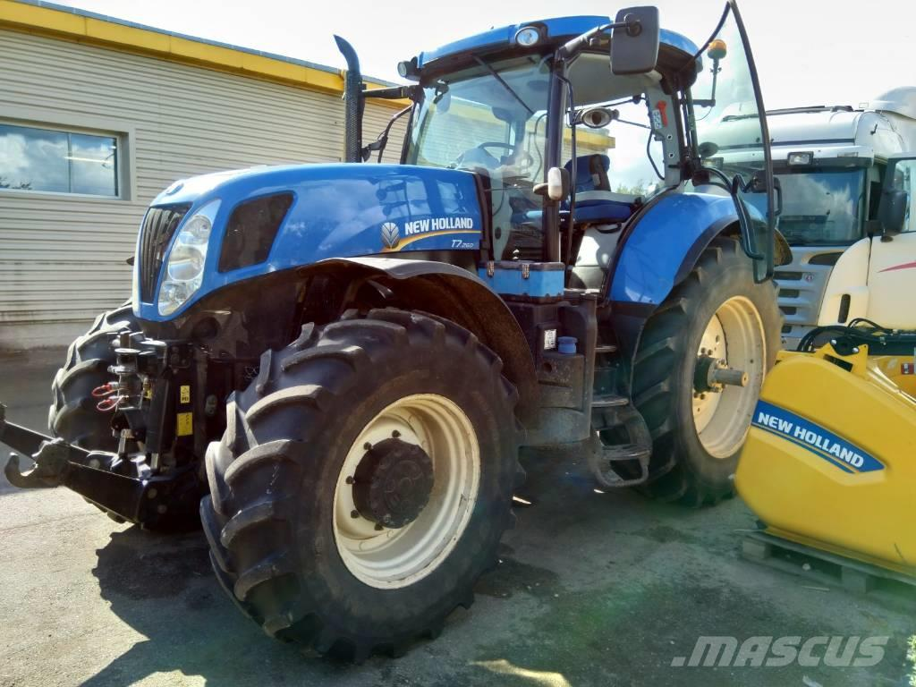 New Holland T 7.260 PC