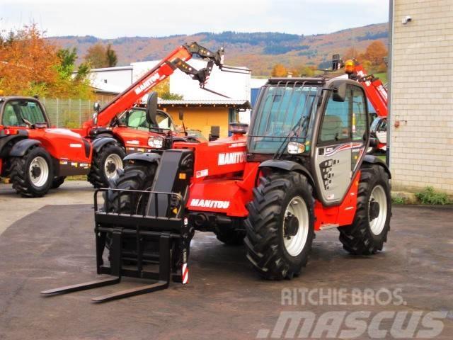 Manitou Manitou MT 732 Serie E-E3 ** 4x4x4 / 7 m / 3.2 t.