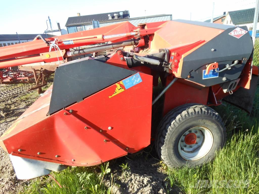 Kuhn FC 353, 2001, Mower-conditioners
