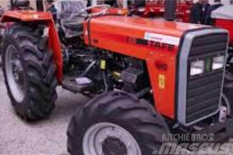 Tafe New Tafe 5900 4wd Tractors