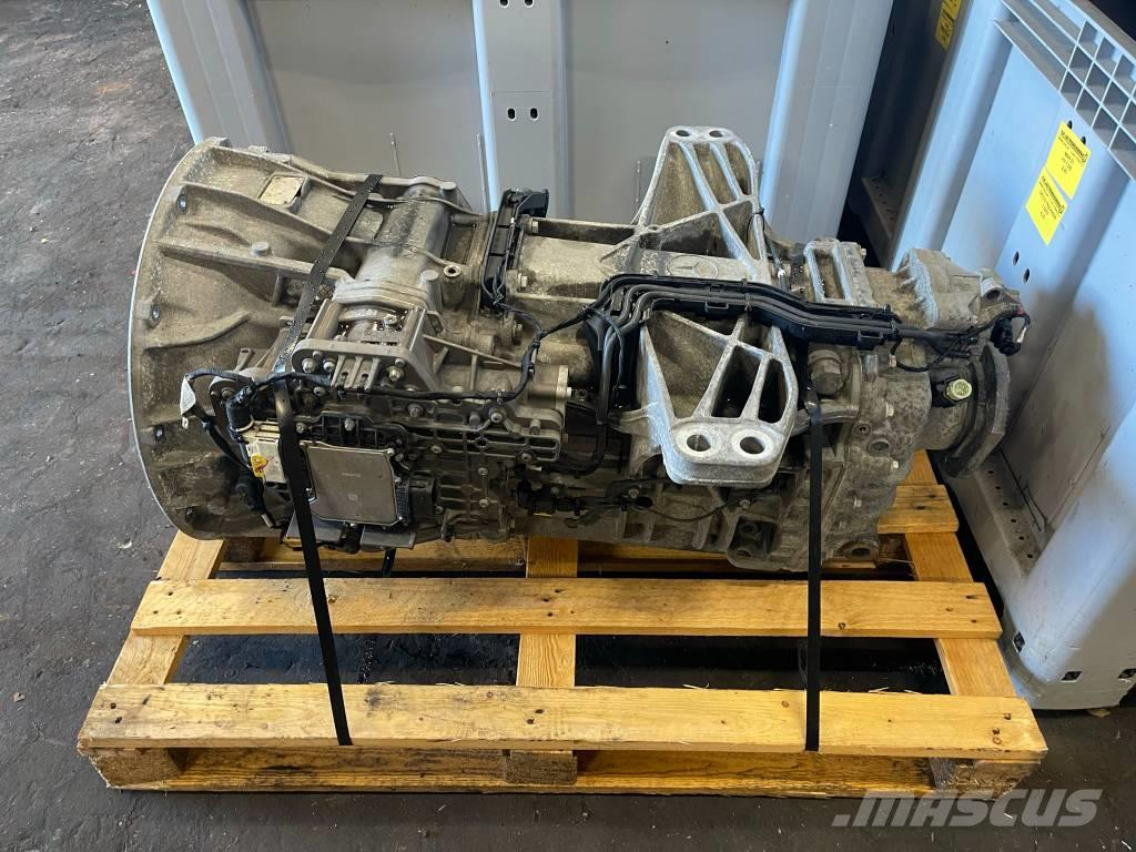 Mercedes-Benz G281-12 KL (P/N: 715371)